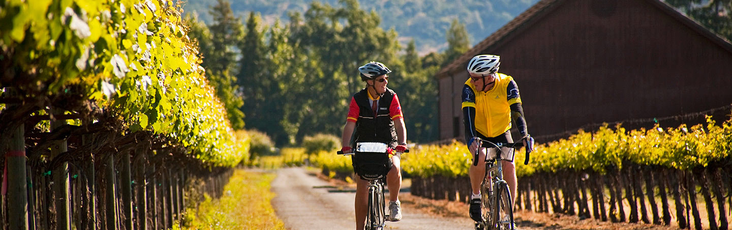 California Wine Country Bike Tours