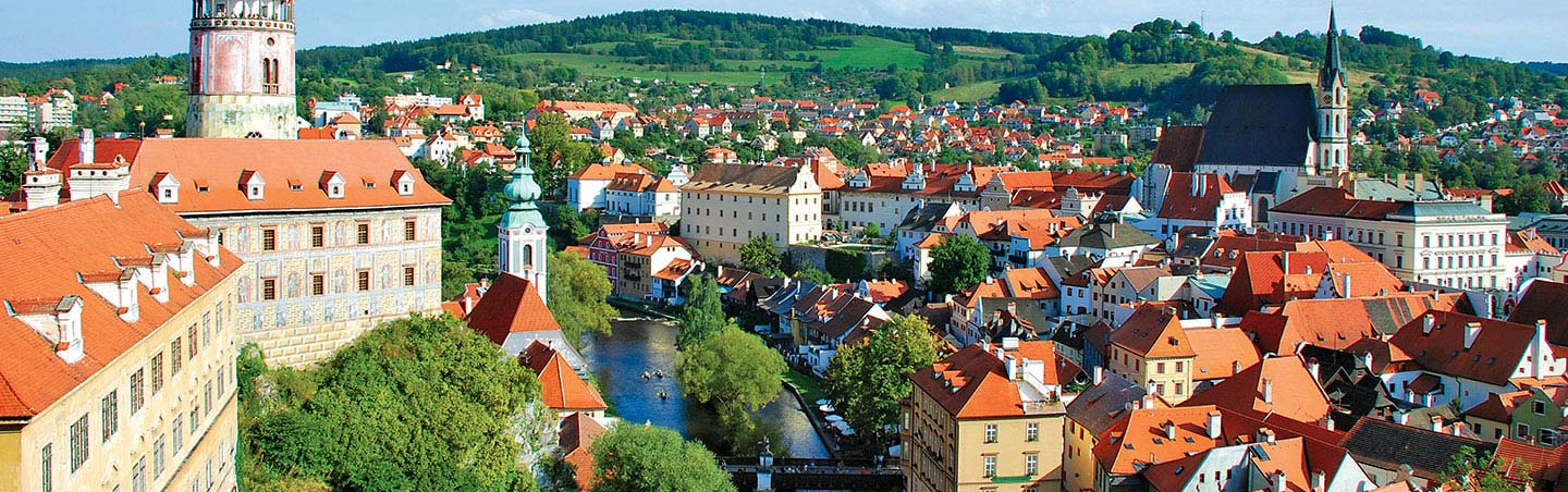 Backroads Czech Republic & Austria Family Breakaway Bike Tour