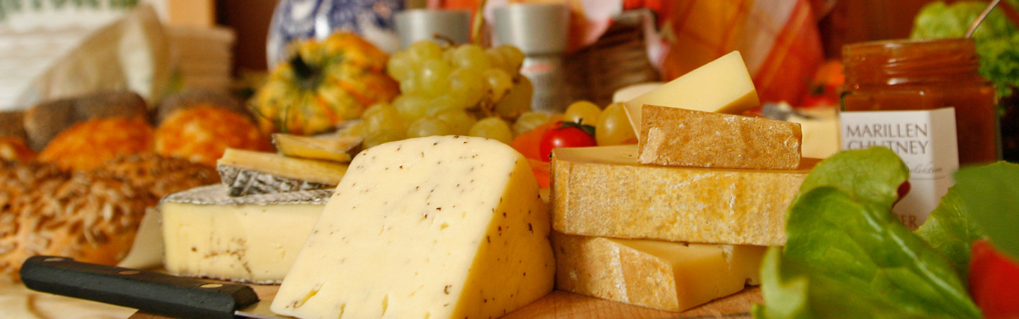 Cheeses, Backroads Czech Republic & Austria Family Breakaway Bike Tour