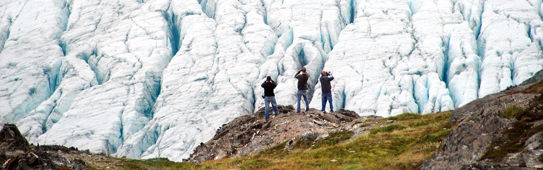 Glacier - Backroads Alaska Multisport Tours