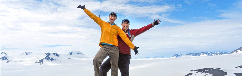 Alaska Hiking Tour