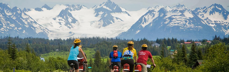 Biking - Alaska Family Multisport Adventure Tours