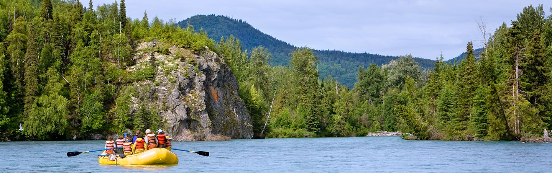Rafting - Alaska Family Multisport Tours