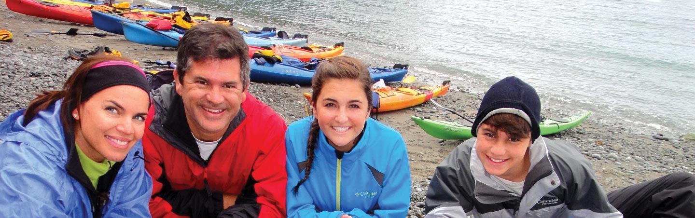 Kayaking - Alaska Family Multisport Adventure Tours