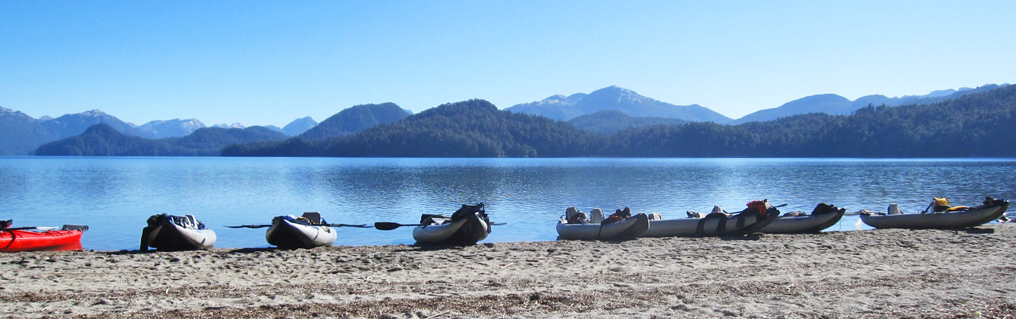 Kayaking on Argentina's Lake District Multisport Adventure Tour