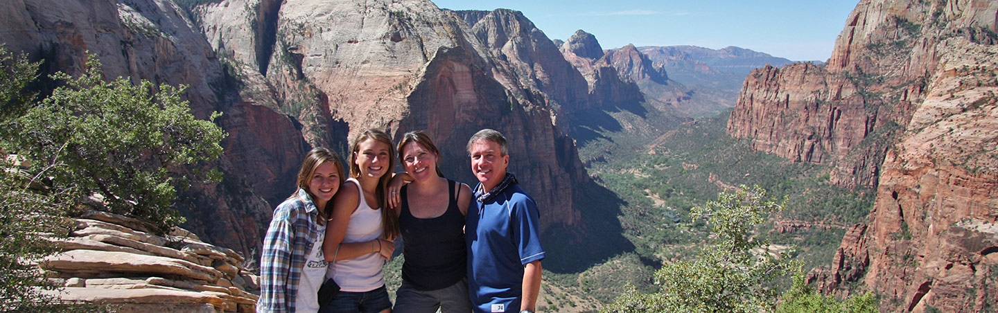 Backroads Bryce, Zion & Grand Canyon Family Breakaway Multisport Tour