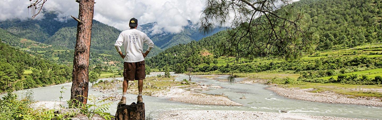 Hiking - Backroads Bhutan Multisport Adventure Tours