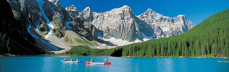 Backroads Canadian Rockies Multisport Adventure Tour