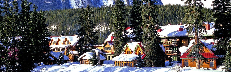 Canadian Rockies Snow Adventure Tour