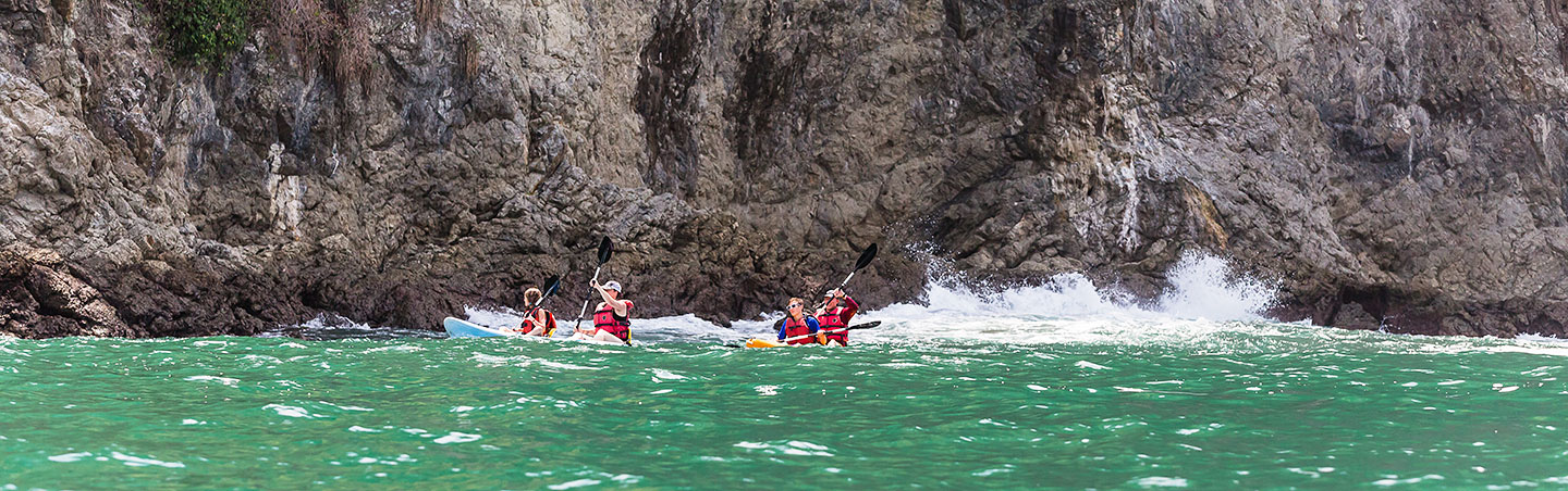Kayaking - Costa Rica Family Multisport Adventure Tour
