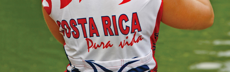 Costa Rica Pura Vida Bike Jersey - Backroads Costa Rica Family Breakaway Multisport Adventure Tour