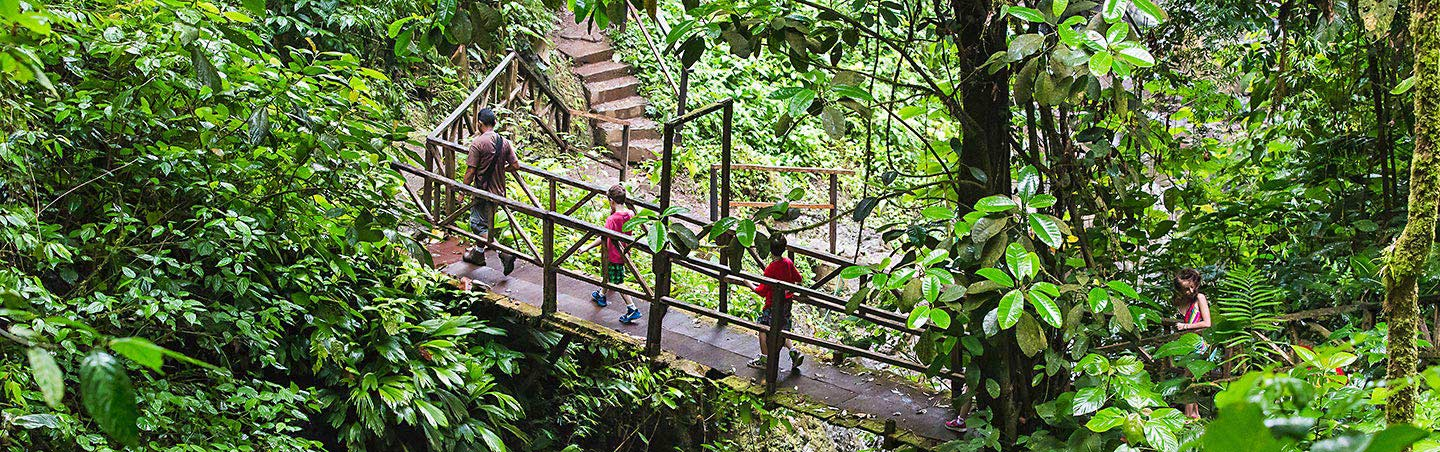 Costa Rica Family Multisport Adventure Tour