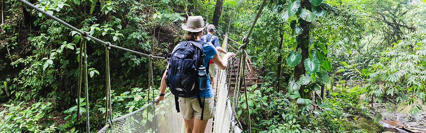 Hiking - Backroads Costa Rica Family Breakaway Multisport Adventure Tour