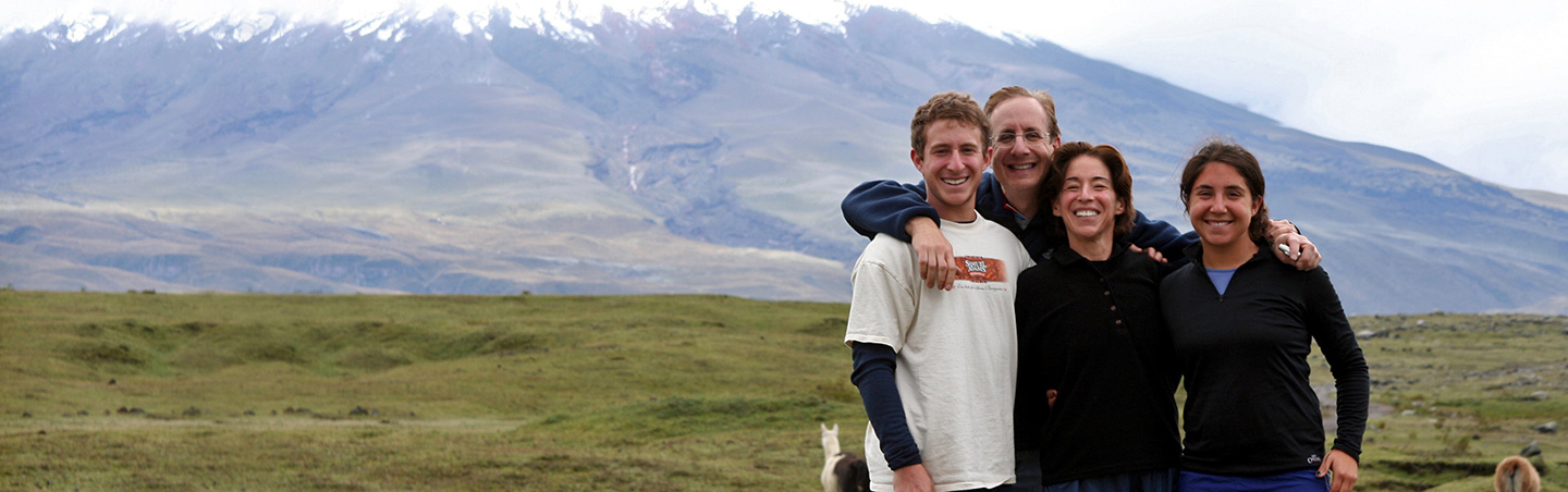 Galapagos & Andes Family Breakaway Multisport Adventure Tour
