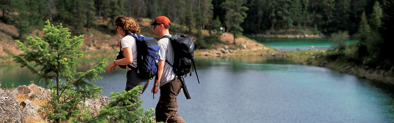 Hiking - Backroads Canadian Rockies Multisport Adventure Tour