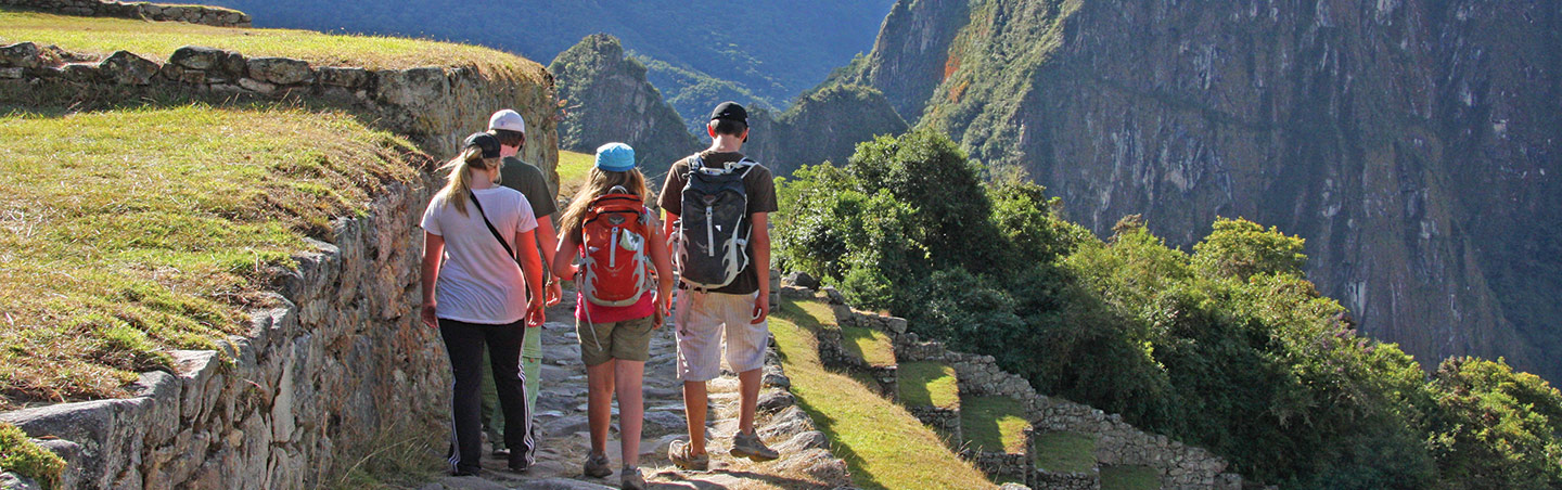 Machu Picchu Family Hiking Tour