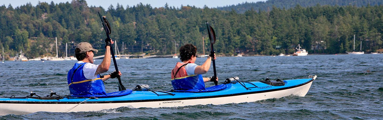 Kayaking Tours, San Juan Islands, Washington