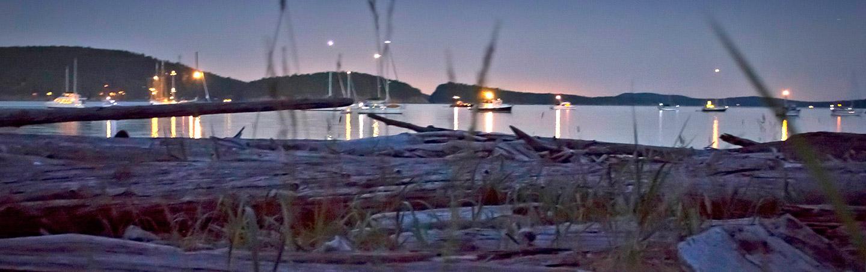 Spencer Spit State Park, Lopez Island, Washington