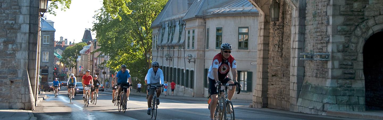 Quebec City Bike Tours