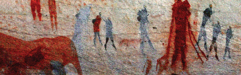 Petroglyphs, Backroads South Africa & Botswana Family Multisport Adventure Tour