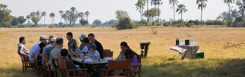 Dining, Backroads Backroads South Africa & Botswana Family Multisport Adventure Tour