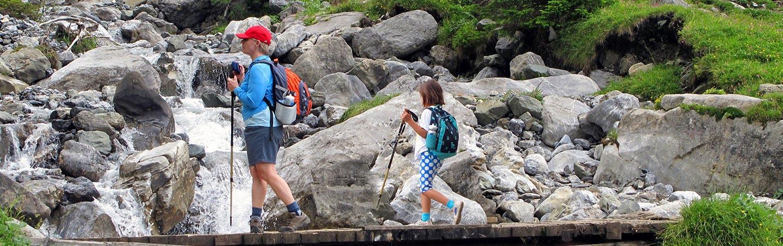 Switzerland family hiking trips