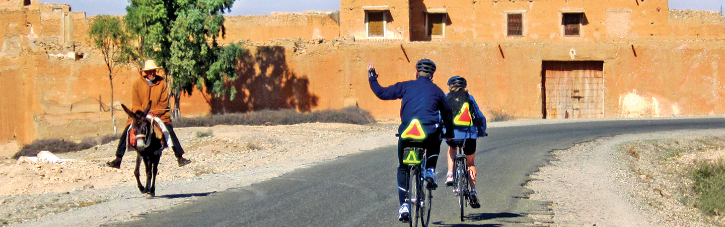 Morocco Bike Tours