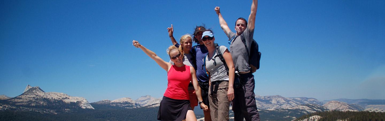 Yosemite Hiking Tours