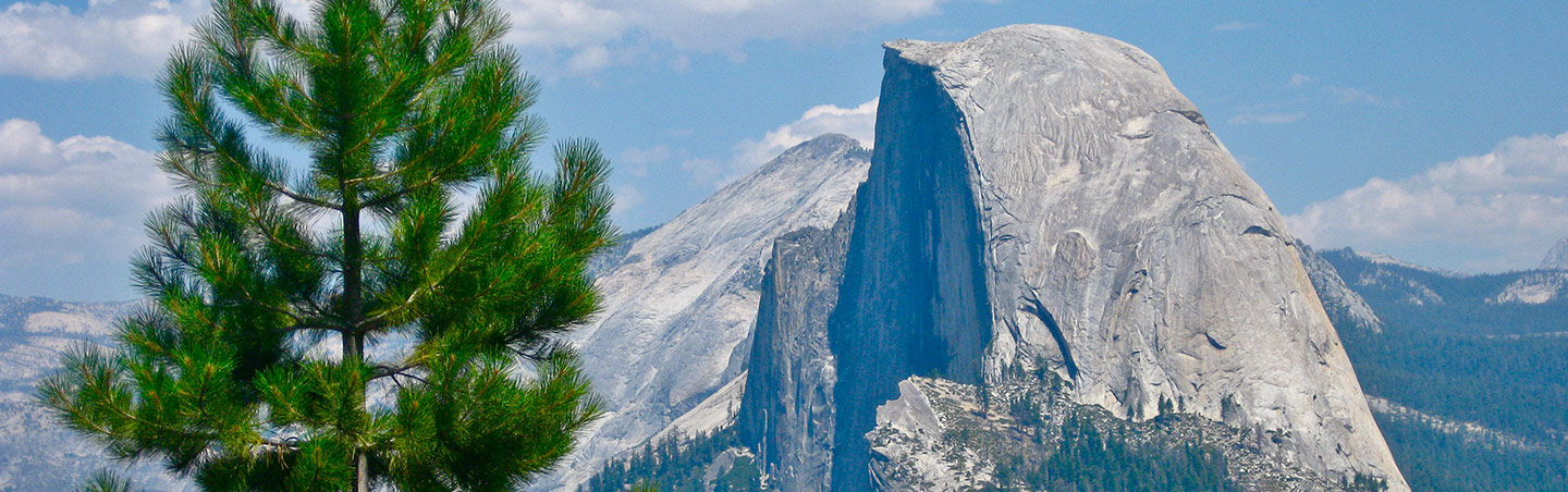 Half Dome, Yosemite -  Family Multisport Adventure Tour
