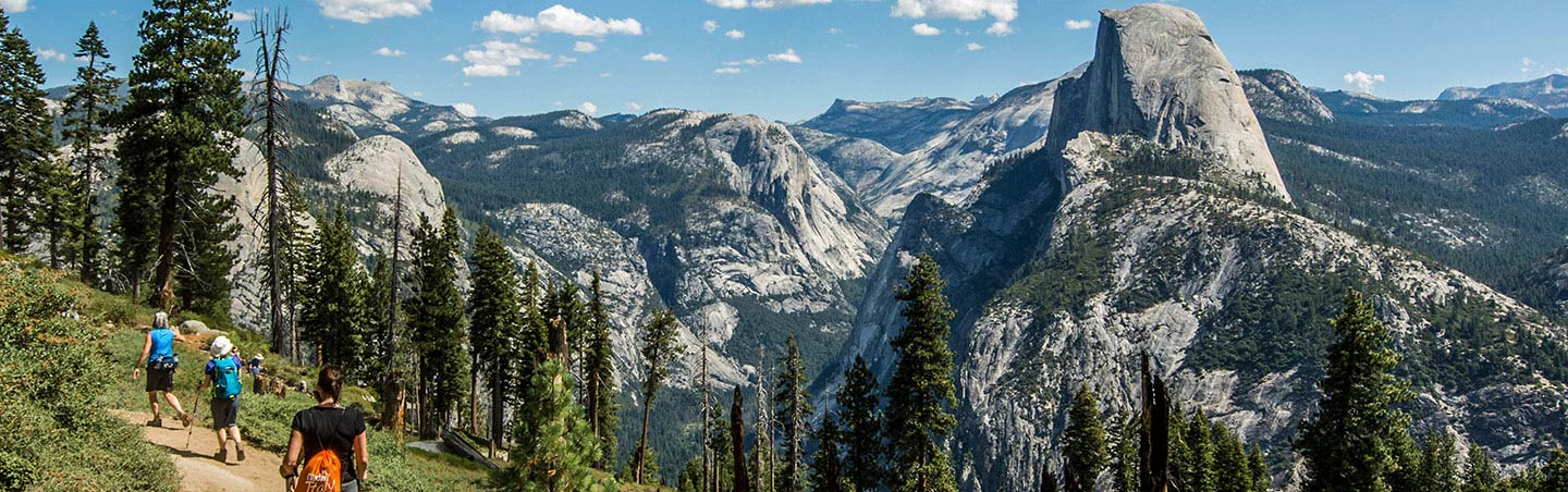 Hiking - Backroads Yosemite Family Breakaway Multisport Adventure Tour