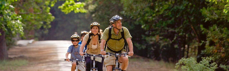 Yosemite Family Bike Tours