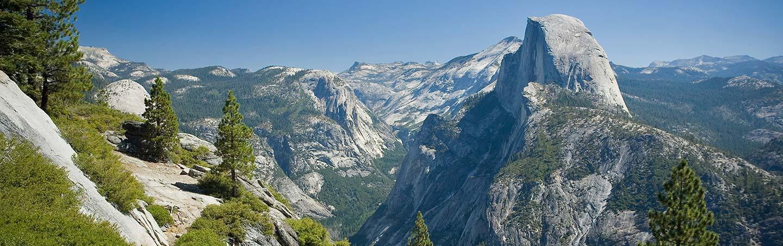 Half Dome, Backroads Yosemite Family Multisport Tour