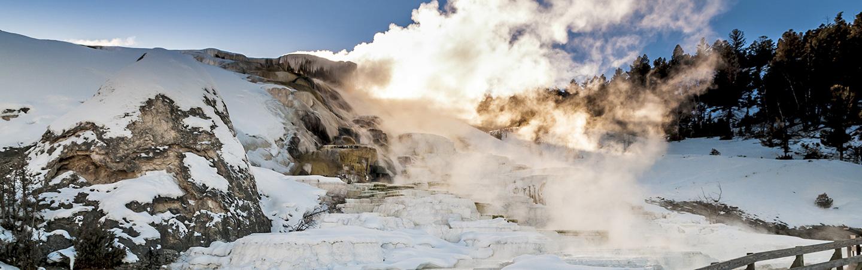 Backroads Yellowstone Snow Adventure Tour