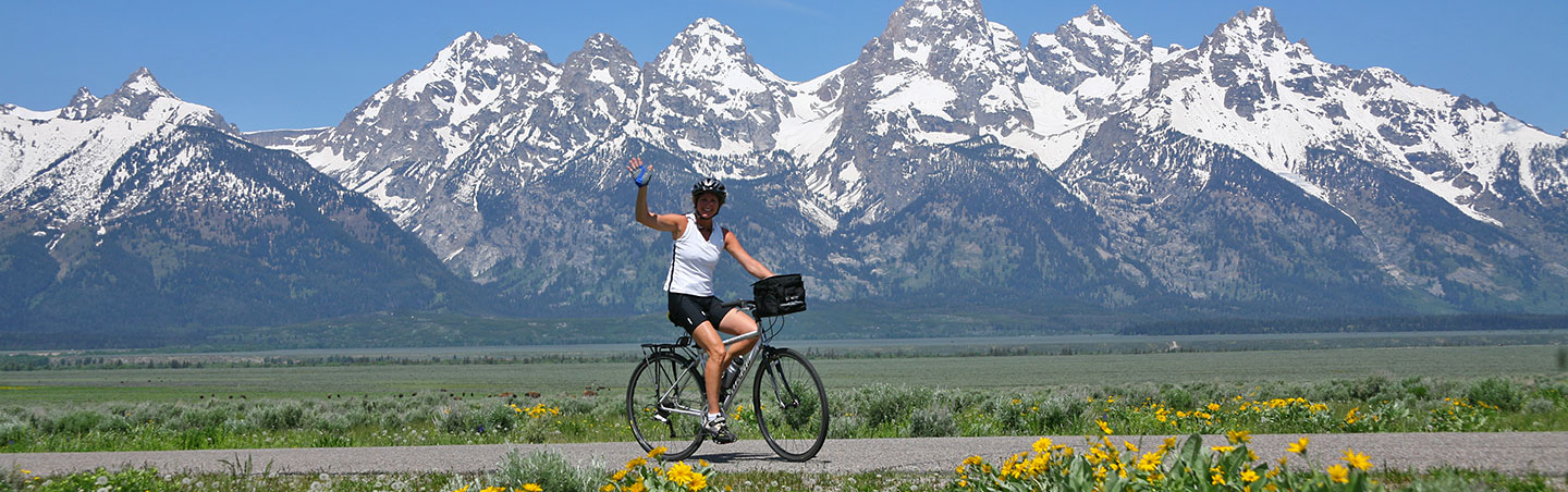 Grand Teton Bike Tour