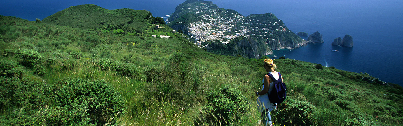 Hiking the Amalfi Coast, Italy