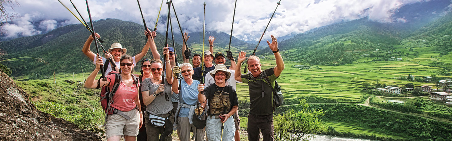 Hike on Backroads Bhutan Walking & Hiking Tour