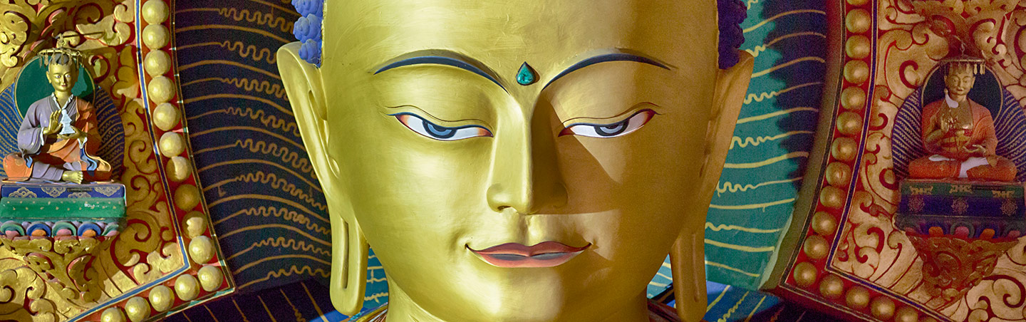 Buddha - Backroads Bhutan Walking & Hiking Tour