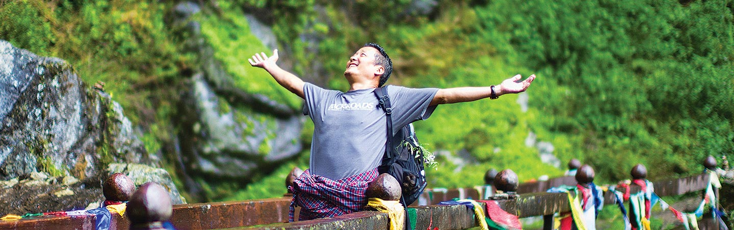 Bhutan Walking & Hiking Tour
