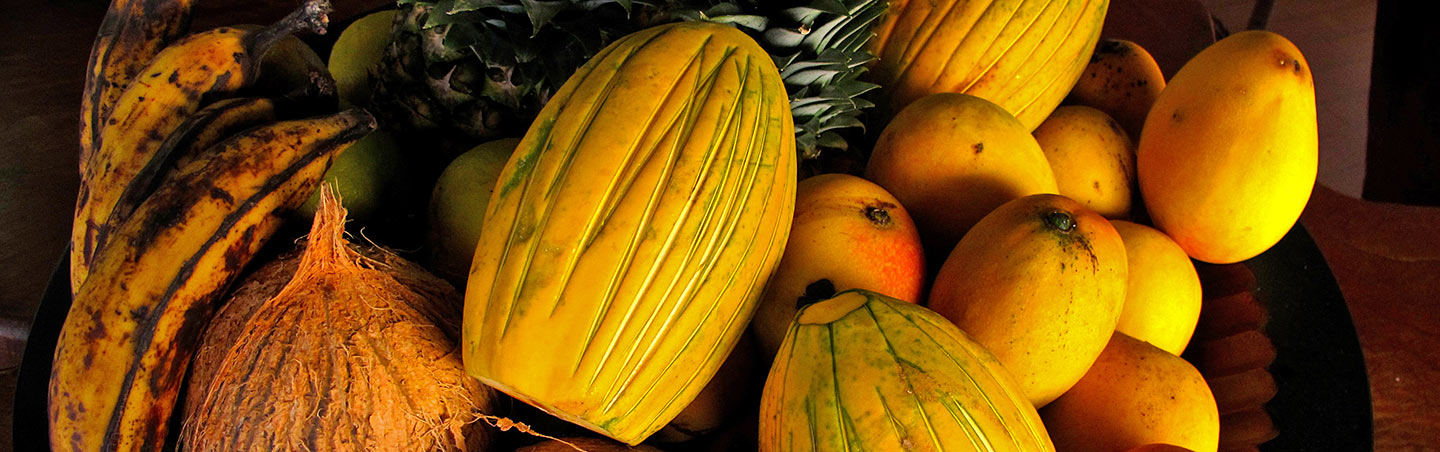 Fruit in Colombia - Backroads Colombia walking and hiking tour