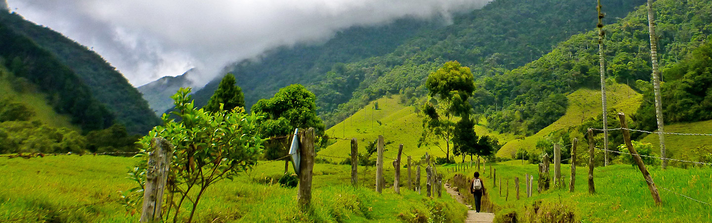 Walking on Backroads Colombia walking and hiking tour