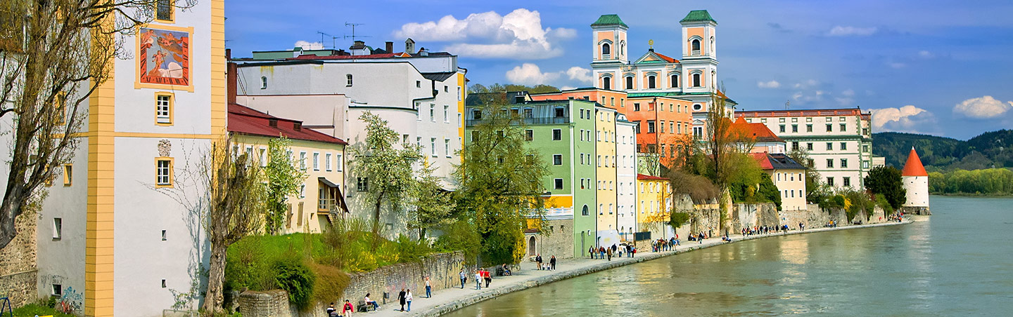 Danube River Cruise Walking Tours