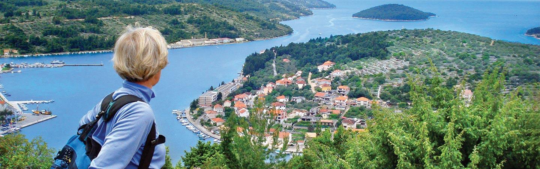 Dalmatian Coast Croatia Walking & Hiking Tours