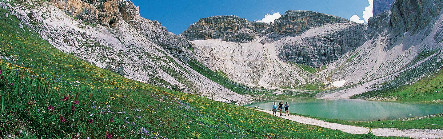 Hiking - Backroads Dolomites Adventure Tours