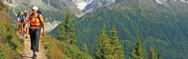 Hike - Backroads French & Italian Alps Walking & Hiking Tour