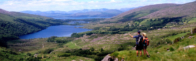 Ireland Family Hiking Trips