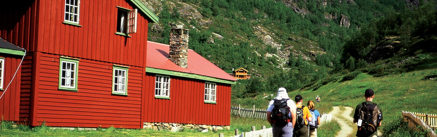 Backroads Norway Walking & Hiking Tours