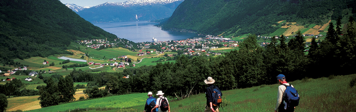 Hiking - Backroads Norway Walking & Hiking Tours