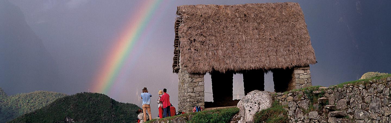 Rainbow, Peru