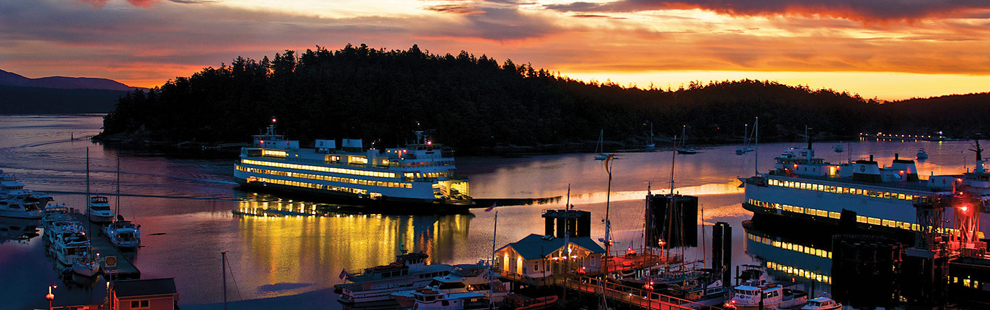 Friday Harbor Family Vacation, San Juan Islands, Washington