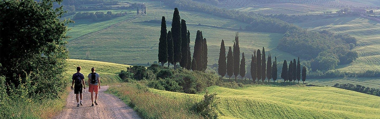 Hiking in Tuscany Italy